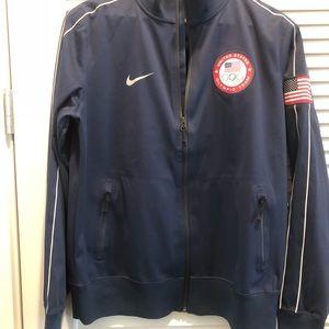 4399caa91 Women Nike Olympic Jacket on Poshmark